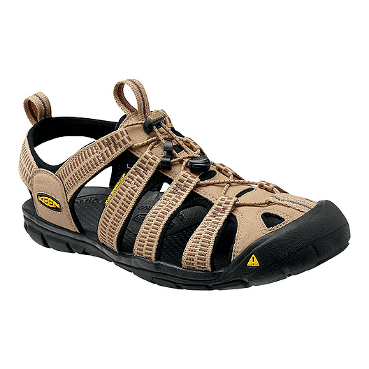 3d6ab541dcb Keen Men s Clearwater CNX Leather Sandals - Kelp Earth