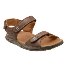 Keen Men's Hilo Casual Sandals - Dark Earth