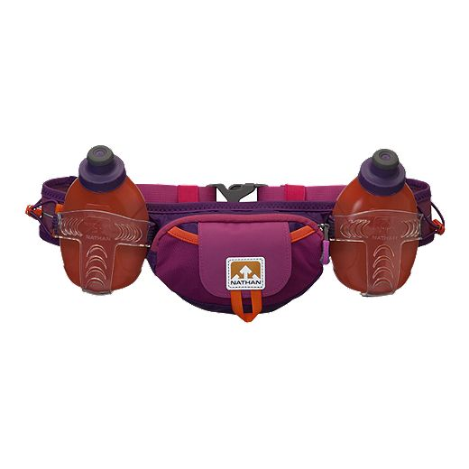 Nathan Trail Mix Hydration Belt - Very Berry