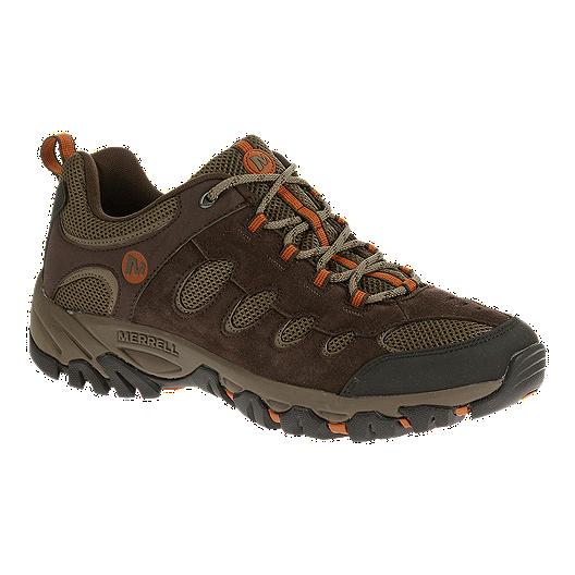 a3323b53 Merrell Men's Ridgepass Hiking Shoes - Brown | Atmosphere.ca