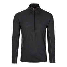 Icebreaker Aero Men's Half Zip Long Sleeve Top