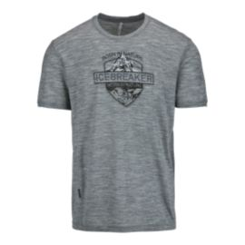 Icebreaker  Tech Light Alpine Crest Men's Short Sleeve Tee
