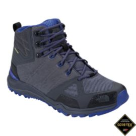 The North Face Men's Ultra FastPack II Mid GTX Day Hiking Boots - Zing Grey/Blue
