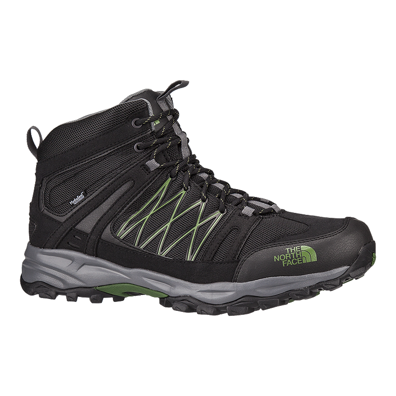 1722be498 The North Face Men's Alteo Mid Waterproof Day Hiking Boots - Black ...