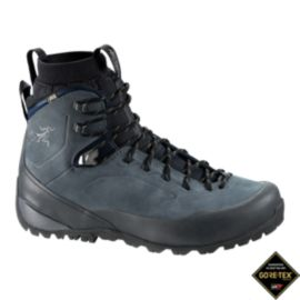 Arc'teryx Men's Bora² Mid Leather GTX Hiking Boots - Denim/Black