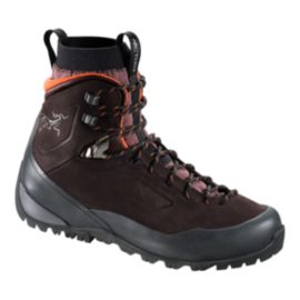 Arc'teryx Women's Bora Mid Leather Hiking Boots - Dark Brown