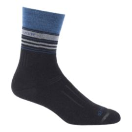 Icebreaker Men's Hike Medium Crew Socks