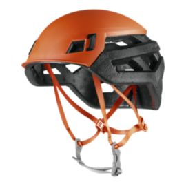 Mammut Wall Rider Climbing Helmet Large - Orange