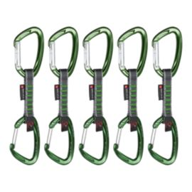 Mammut 5er Pack Crag Indicator Wire Express Sets - 10 cm