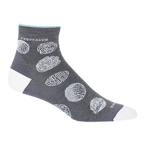 Icebreaker Women's Lifestyle Fine Gauge Mini Socks