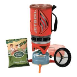 JetBoil Flash Stove Java Kit - Red