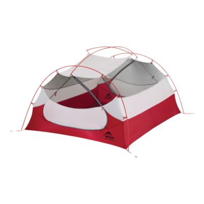 MSR Mutha Hubba NX 3 Person Tent - RED  sc 1 st  Atmosphere & MSR Mutha Hubba NX 3 Person Tent | Atmosphere.ca