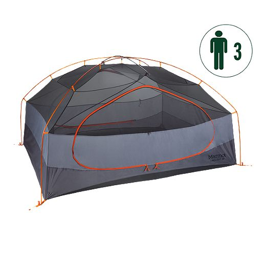 Marmot Limelight 3 Person Tent with Footprint