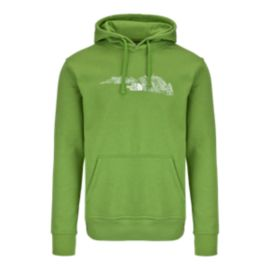The North Face Mountain Range Men's Pull Over Hoodie