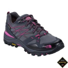 The North Face Women's Hedgehog FastPack GTX Hiking Shoes - Grey/Rose