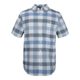 The North Face Send Train Men's Short Sleeve Plaid Shirt