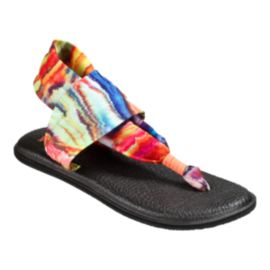 Sanuk Women's Yoga Sling 2 Print Sandals