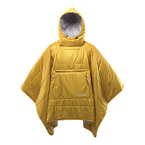 Therm-A-Rest Honcho Poncho - Lemon Curry
