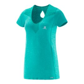 Salomon Elevate Women's Seamless Tee