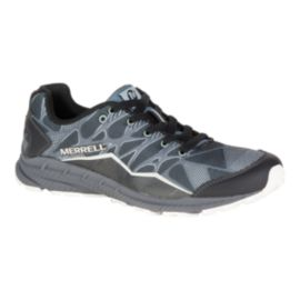 Merrell Women's Mix Master Flare Trail Running Shoes - Grey/Silver/Black