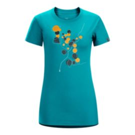 Arc'teryx  Boulder Trail Women's Crew Tee - Prior Season
