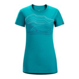 Arc'teryx Robson Women's Crew Tee - Prior Season