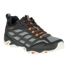 Merrell Men's Moab FST Hiking Shoes - Black