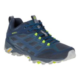 Merrell Men's Moab FST Hiking Shoes - Navy