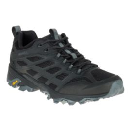Merrell Men's Moab FST Hiking Shoes - Noire