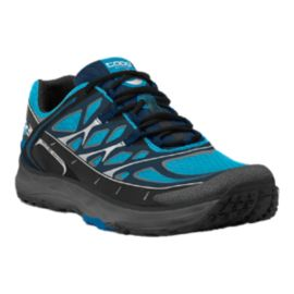 TOPO Men's MT-2 Trail Running Shoes - Blue/Black