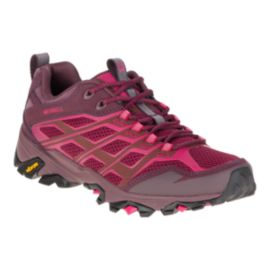 Merrell Women's Moab FST Hiking Shoes - Beet