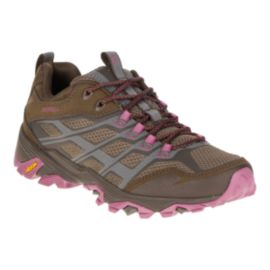 Merrell Women's Moab FST Hiking Shoes - Boulder