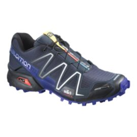 Salomon Men's SpeedCross 3 ClimaShield Trail Running Shoes