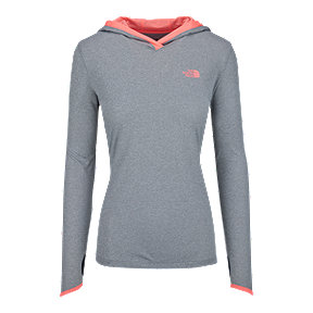 The North Face Women's Reactor Long Sleeve Hooded Top
