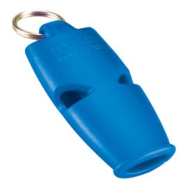 Fox 40 Micro Marine Whistle with Safety Lanyard - Blue