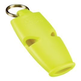 Fox 40 Xplorer LED Light + Micro Whistle - Neon Yellow