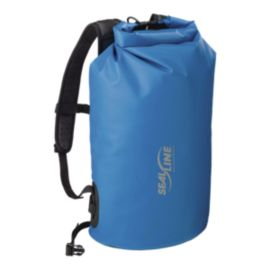 SealLine Black Canyon Boundary Pack 115L - Blue