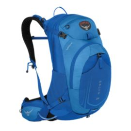 Osprey Manta AG 28L Day Pack - Sonic Blue