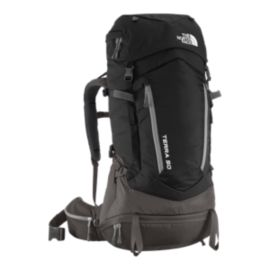 The North Face Terra 50L Backpack - Black