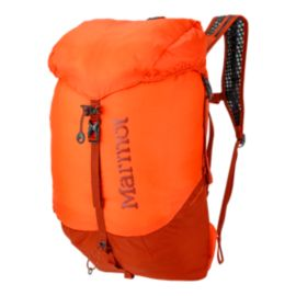 Marmot Kompressor 18L Day Pack - Blaze/Rusted Orange