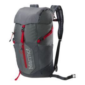 Marmot Kompressor Plus 20L Day Pack - Cinder/Team Red
