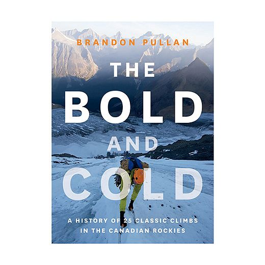 The Bold And Cold Climbing Book