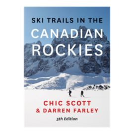 Ski Trails in the Canadian Rockies Guidebook