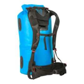 Sea to Summit Hydraulic Dry Pack 90L with Harness - Blue