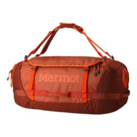 Marmot Long Hauler 75L Duffel - Rusted Orange