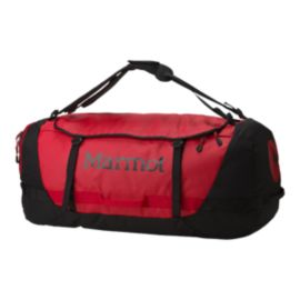 Marmot Long Hauler 110L Duffel - Team Red