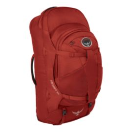 Osprey Farpoint 55L Travel Pack - Jasper Red