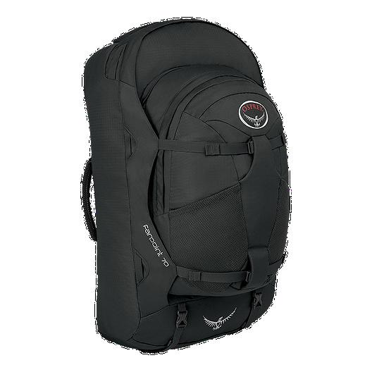 c99cd4deb8d Osprey Farpoint 70L Travel Pack - Volcanic Grey | Atmosphere.ca