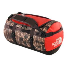 The North Face Base Camp 50L Small Duffel - Brunette Brown