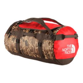 The North Face Base Camp Medium Duffel - Brunette Brown